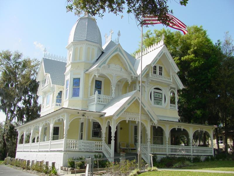 donnelly house mount dora florida