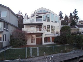 Seattle Waterfront Real Estate Foreclosure