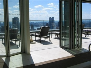 322 West 57th Street | The Sheffield roof deck