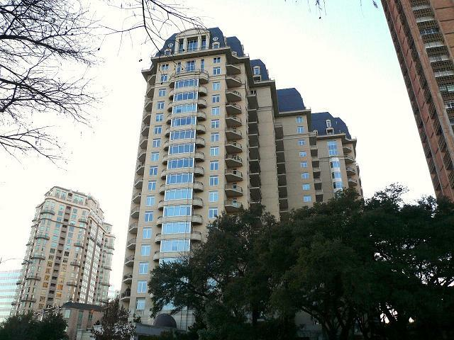 Dallas Highrises and Condos: The Vendome