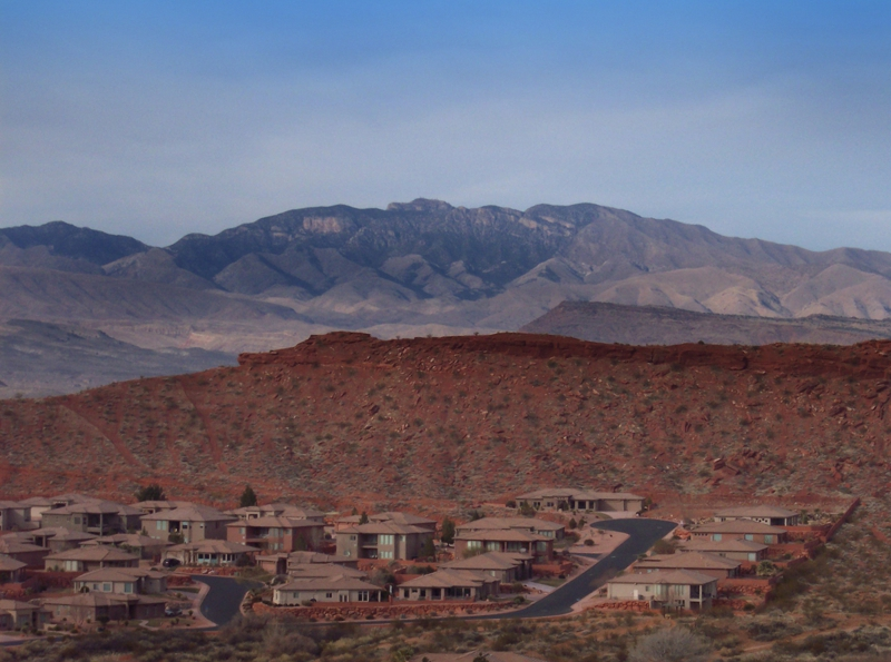 "St. George Utah named ""50 BEST PLACES TO LIVE AND PLAY"" by National Geographic"