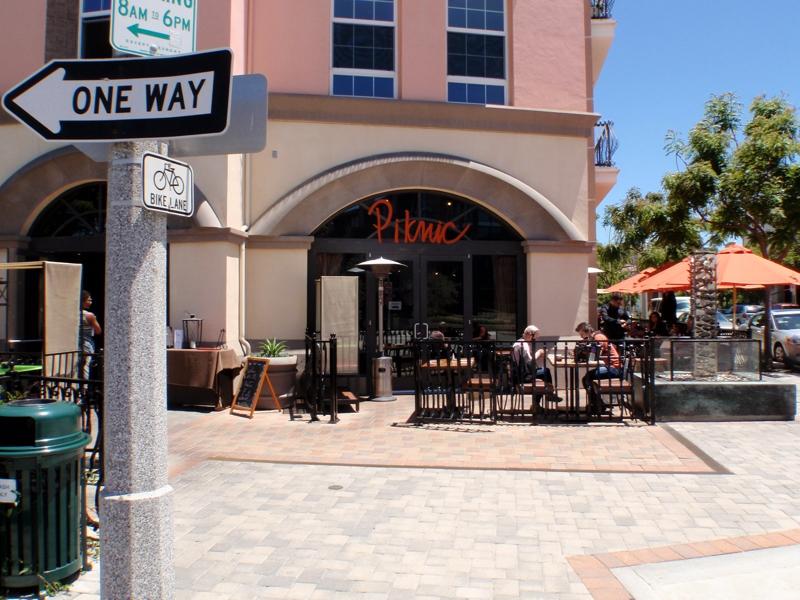 Picnic the Restaurant in Playa Vista,CA Endre Barath,Jr.