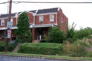 2471 Alabama Ave SE Washington DC 20020 Randle Heights DC House for sale