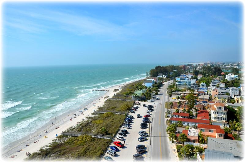 Sunset Beach Treasure Island Fl