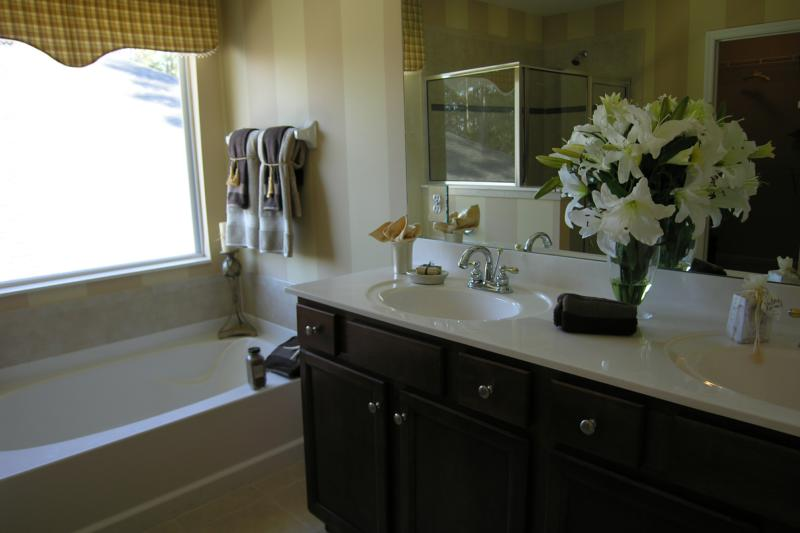 Two Creeks Drees Homes St John Master Bath