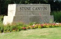 round rock homes - stone canyon