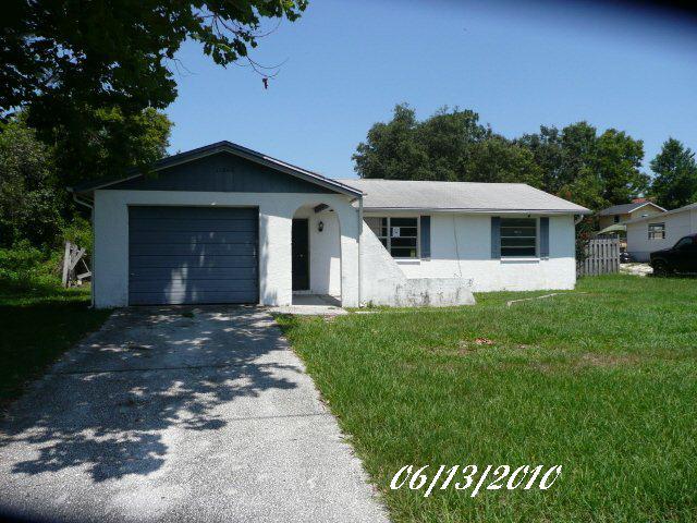 11046 Linden Dr Spring Hill Fl 34609 Bank Owned Home For Sale