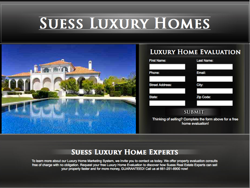 Santa Clarita luxury homes