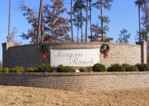 Morgan Ranch Subdivision, Bonaire GA 31005 - Bonaire Real Estate