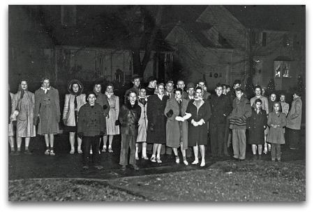 Worthington Ohio Christmas Eve 1941