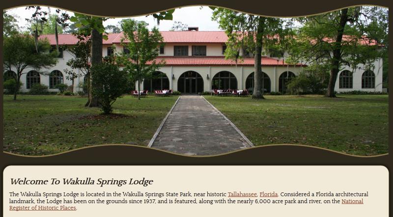 Wakulla Springs Lodge Florida