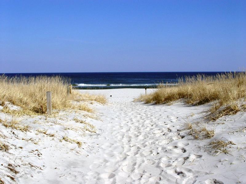 Ocean County Beach