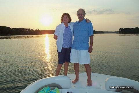 Lake Oconee Trusted Realtors Pat & Ed