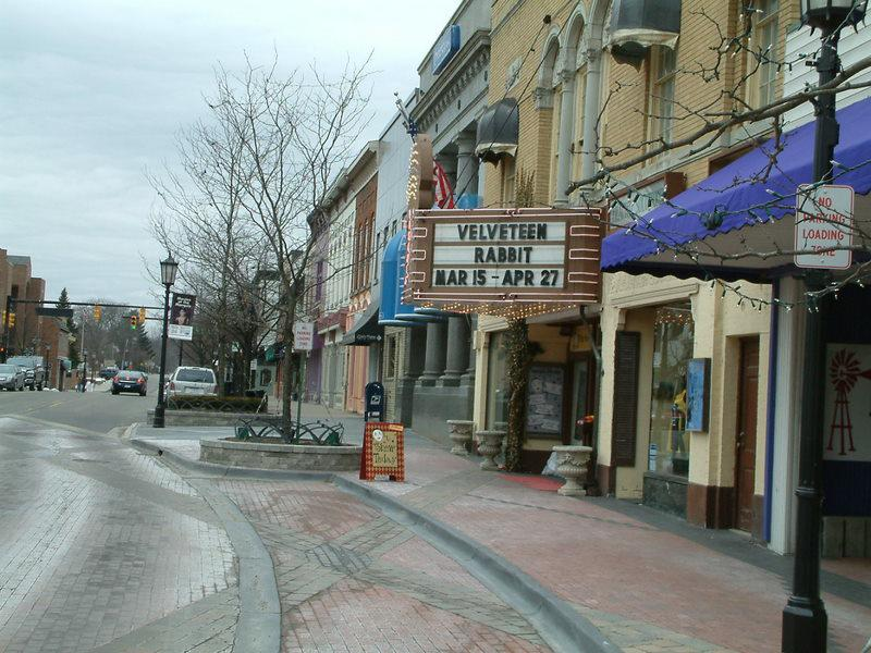 Marquis theater, Northville MI www.russravary.com