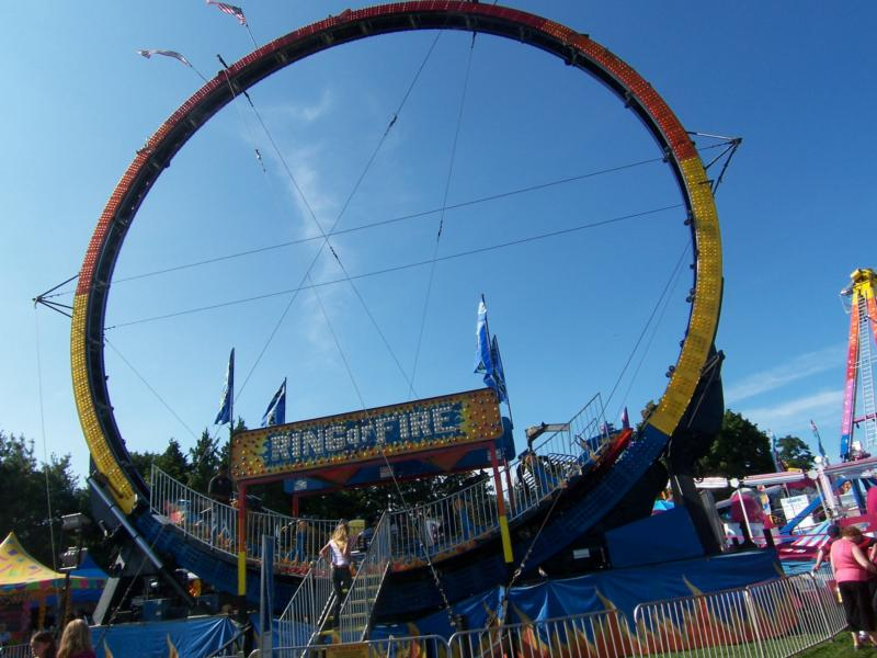 Ring of Fire - Dutchess County Fair