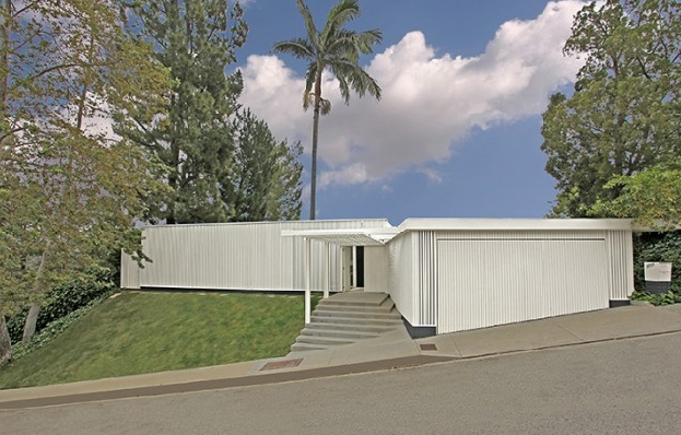 A Stunning Mid Century Modern Home In Bel Air 1711 Stone