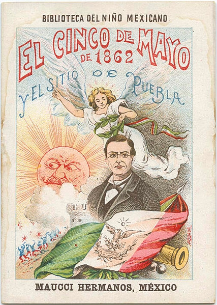 Cinco_de_Mayo,_1901_poster Michelle Carr Crowe bklog image