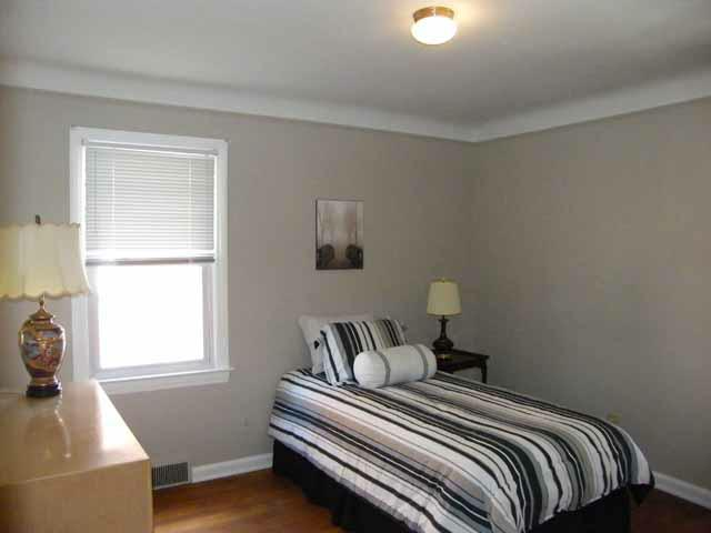 Grosse Pointe Woods Michigan bedroom