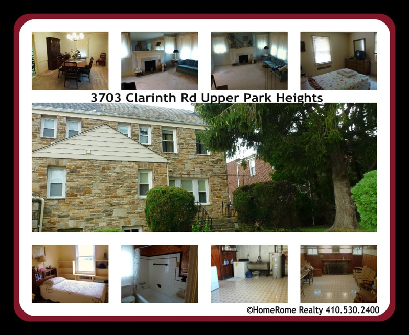 Baltimore Stone Home 410.530.2400