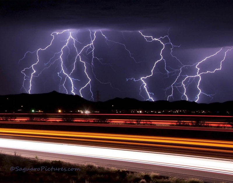 & Tucson: The Best Place to Photograph Lightning azcodes.com