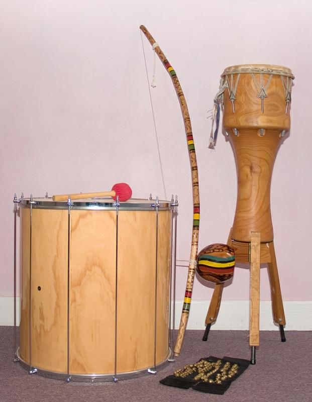 Brazillian  percussion instruments