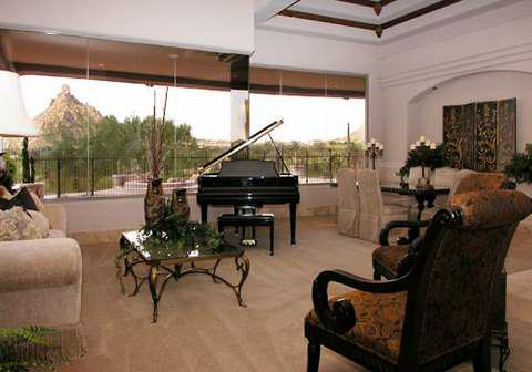 Staged Home, Paradise Valley