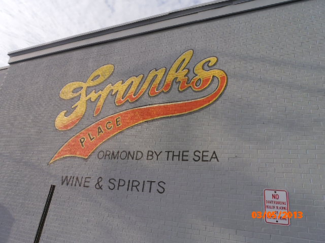 Frank's Place in Ormond By The Sea Florida