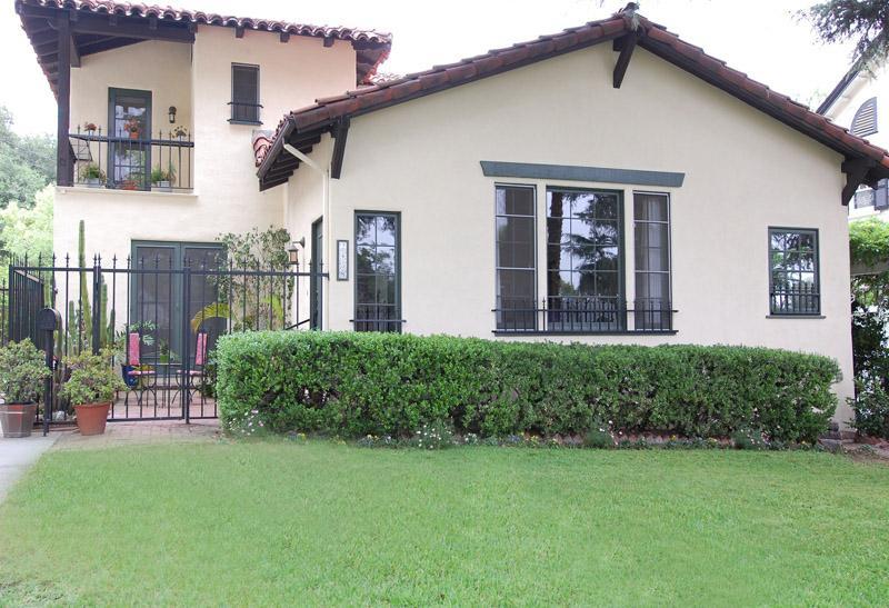 Altadena Home Staging Spanish Cottage