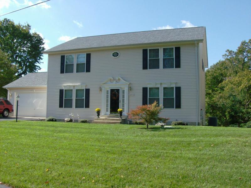 Custom Colonial Home For Sale In Chesapeake Beach Maryland
