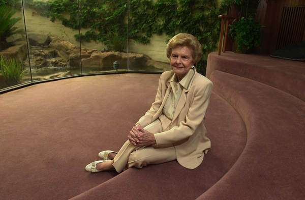 Betty Ford Former First Lady