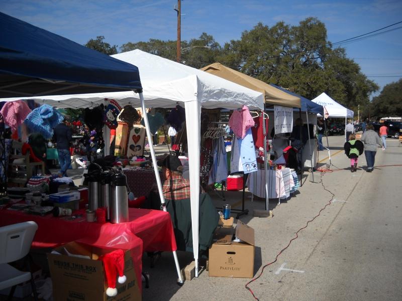Vendors at Festival 2011