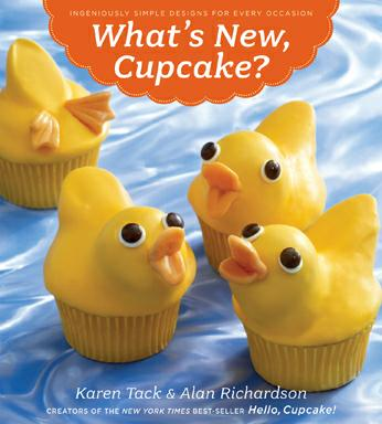 What's New Cupcake? At the Ocean County Library May 13th