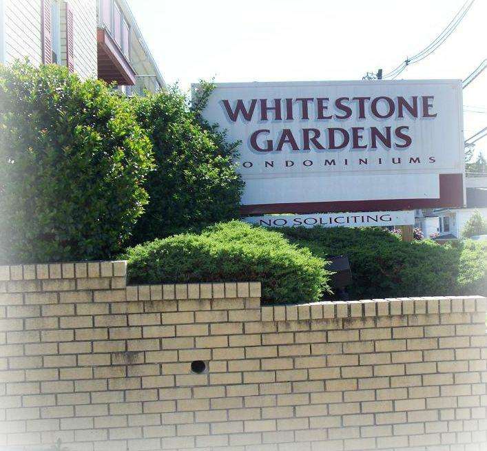Welcome to Whitestone Gardens Bloomfied New Jersey condo complex
