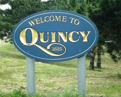 Quincy Sign