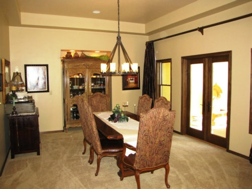 Colorado Springs Home with Large Dining Room