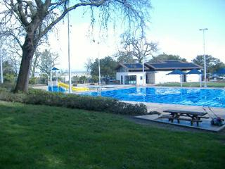 Hamilton pool in novato re opens may 29 2010 totally renovated for Hamilton swimming pool san francisco