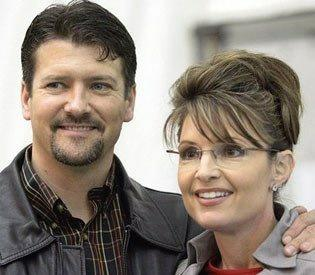 Pciture of Sara Palin and her Husband Todd