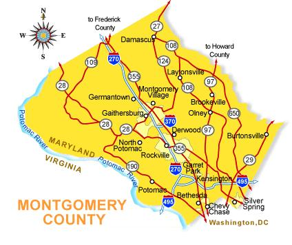 About Real Estate In Damascus Montgomery County Maryland