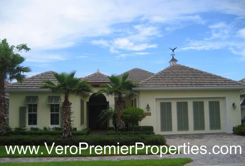seasons homes for sale vero beach florida gated west