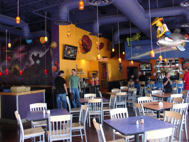 Mellow Mushroom, Restaurant, The Village Of Providence, Huntsville Alabama