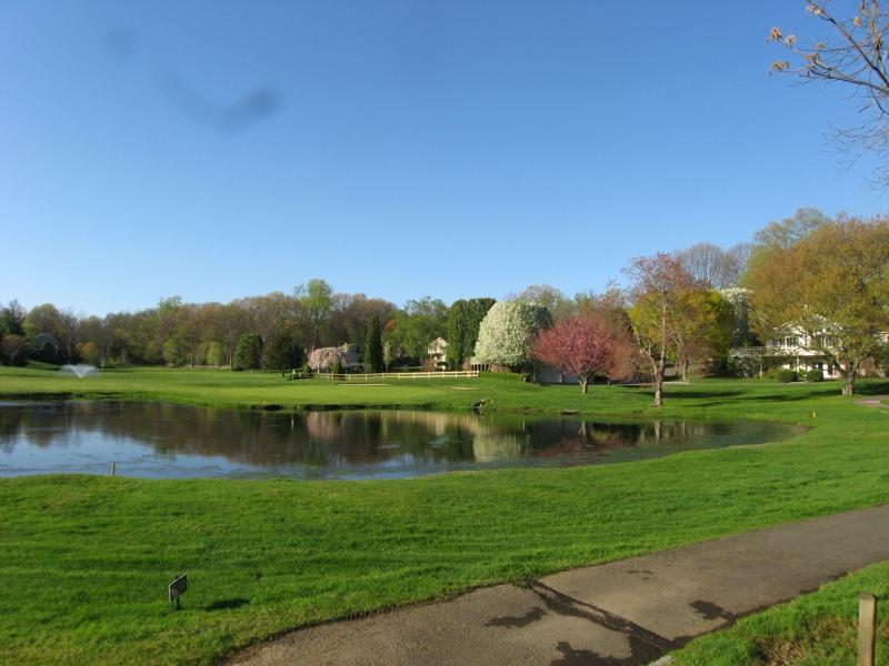 Silvermine Golf Community Homes in Wilton, CT 06897