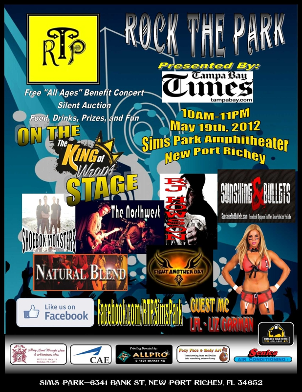 Rock the Park in New Port Richey Florida