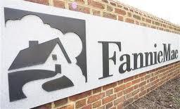 Fannie Mae downturn