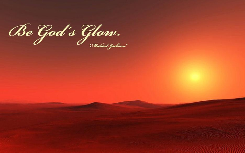 Is Your Glow Sharing God S Love