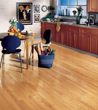 red oak hardwood flooring westchester NY