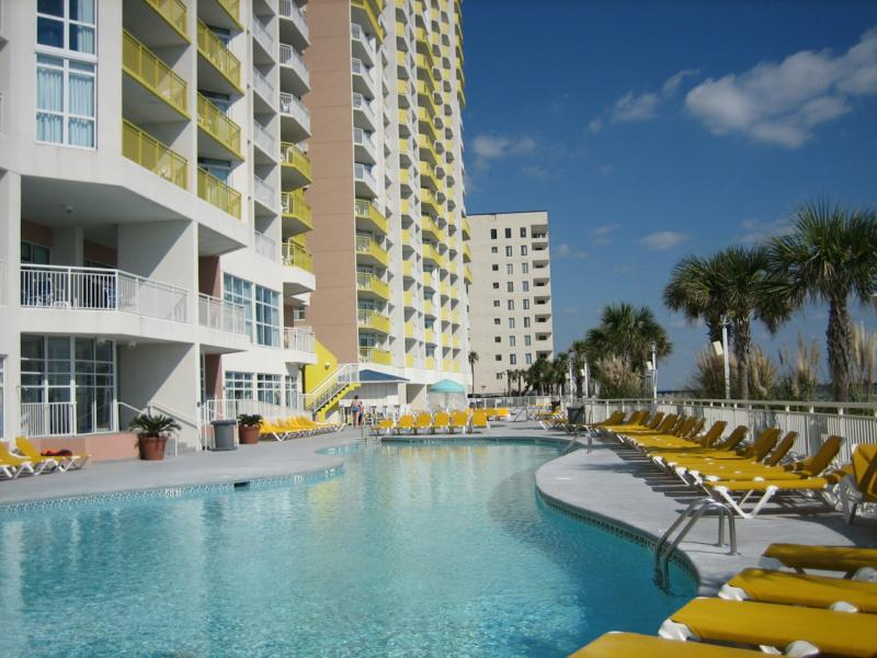 Baywatch Resort North Myrtle Beach Sc Market Report All S For 2008