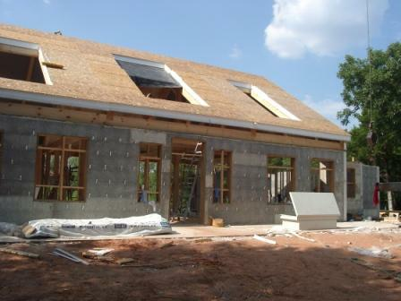 Green home building 101 just what exactly are sip s for Sip panels texas