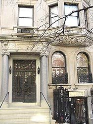 50 West 86th Street, Upper West Side Limestone