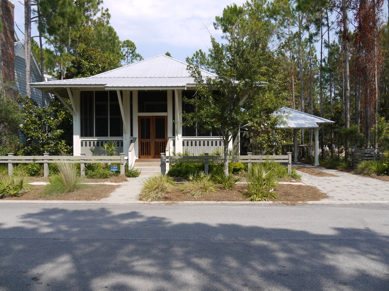 Watercolor Real Estate Just Sold 179 Pine Needle Way