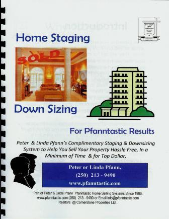Downsizing Your Home in or To Victoria